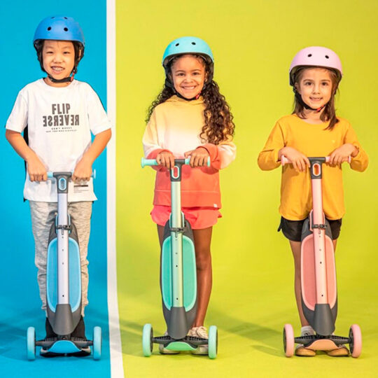 Patinete infantil Yvolution Y Glider Nua (3 a 10 años)