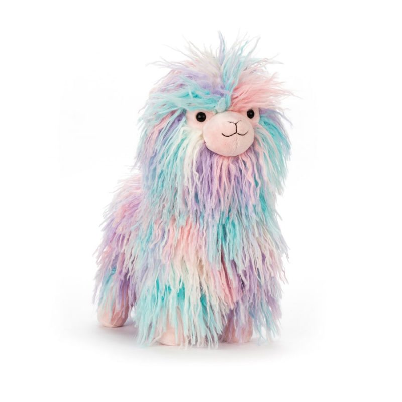 Peluche Jellycat Lovely Llama - Monetes