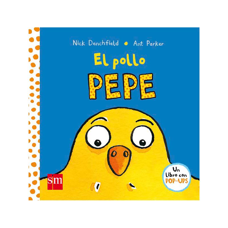 Libro Pop-Up - Pollo Pepe -
