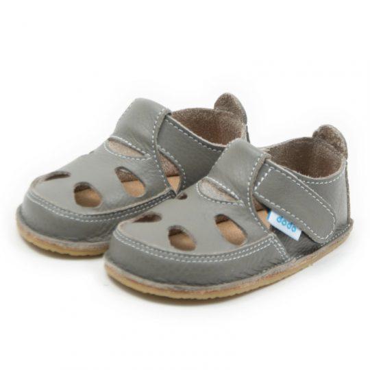 Sandalias infantiles respetuosas (número 19 al 27) - lisas -