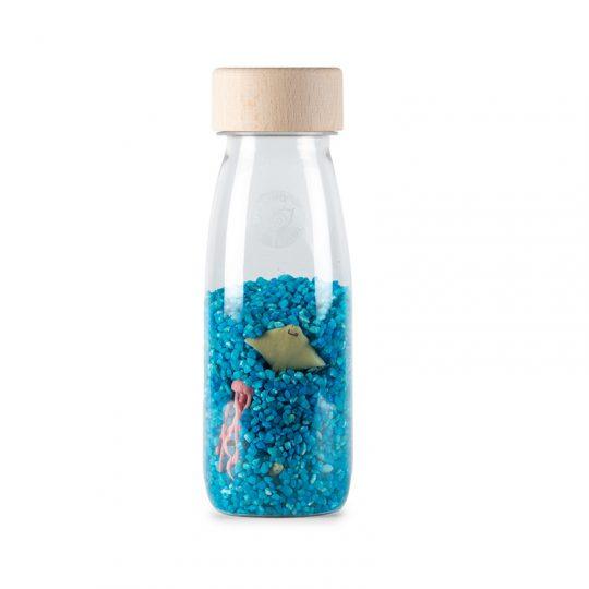 Botella sensorial Spy Bottle - Mar -