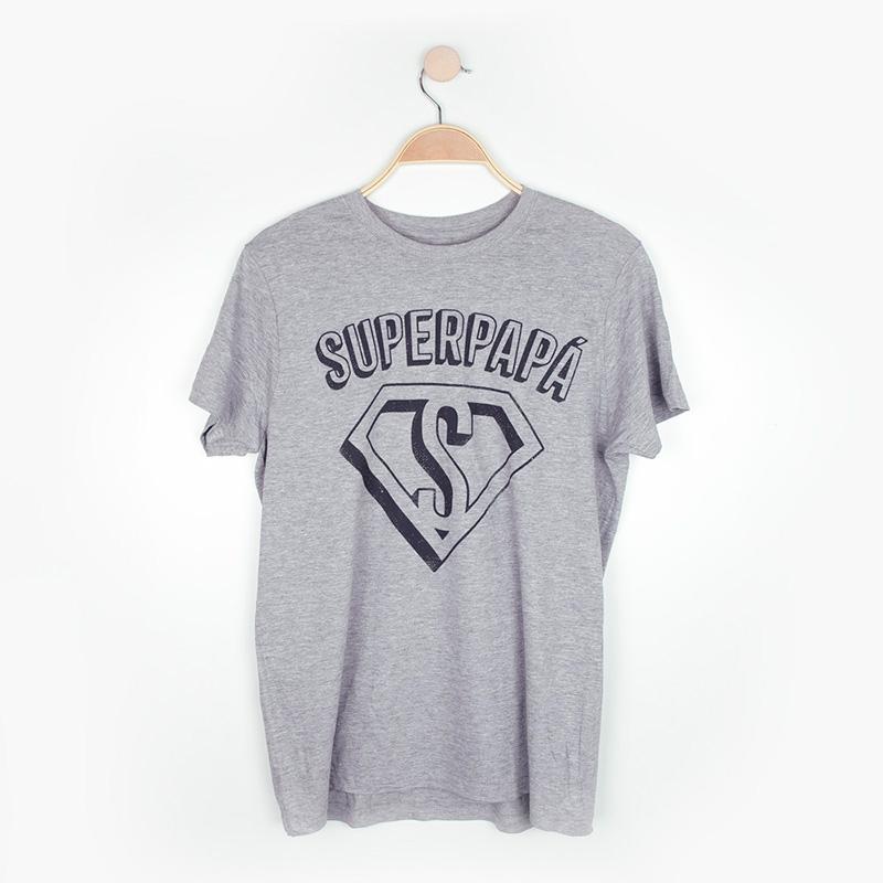 Camiseta 'Superpapá'