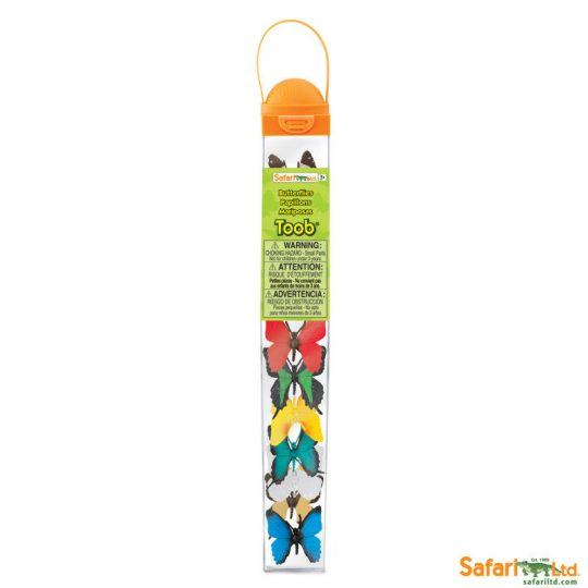 Tubo Safari Ltd - Mariposas -