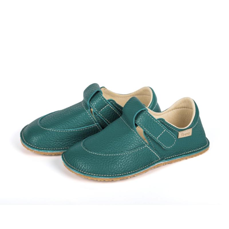 Zapato respetuoso infantil de piel, Modelo Avocado, Marca Timmo