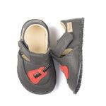Zapato respetuoso infantil de piel, Modelo Rock My World, Marca Timmo